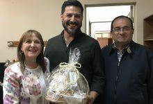 Photo of Colegio El Boldo invitó al periodista Rafael Cavada a charla sobre contingencia social