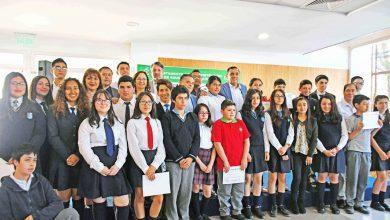 Photo of Estudiantes fueron premiados en concursos de pintura, fotografía y poesía