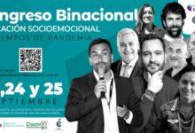 Photo of Exitoso inicio de Congreso  Binacional Virtual de Educación Socioemocional Curicó-Malargüe